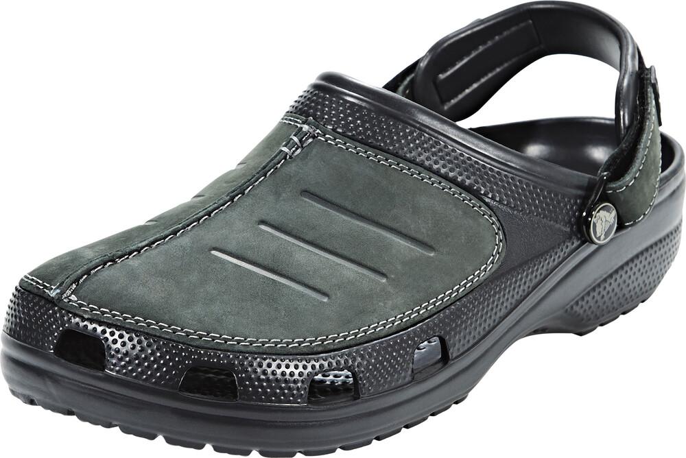 Crocs Yukon Mesa - Sandalias Hombre - negro 39-40 2017 Sandalias Casual KrcMkb4